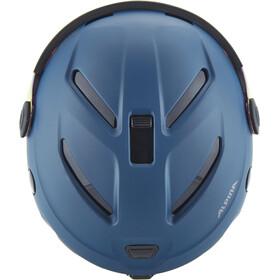 Alpina Attelas Visor QVM Hjelm blå